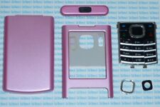 Cover case vetro per Nokia 6500+tastiera rosa pink keyboard
