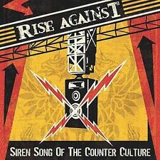 Rise Against Siren Song Of The Counter-Culture vinyl LP NEW sealed