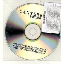 (DC942) Canterbury, Saviour - DJ CD