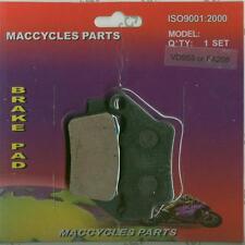 KTM Disc Brake Pads Duke 390 2013-2014 Rear (1 set)