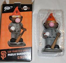 Pablo Sandoval GNOME Not bobblehead SGA 2012 SF Giants NIB
