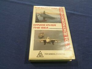 Video Ordnance - Vol 5 - The Silent War - Wings Over The Sea - VHS