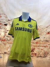 Adidas 2014/2015 Chelsea Yellow Away Jersey  Men Size MEDIUM