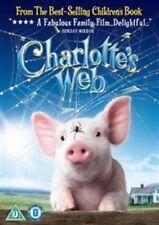 Charlotte's Web 5014437914231 With Steve Buscemi DVD Region 2
