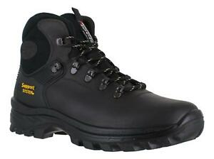 Mens GriSport Explorer Hiking Walking Trek Lace Up Leather Boots Sizes 7 to 12