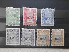 Türkei Nr. 353 - 57  /   Nr.356+57 zweimal - postfrisch  siehe scan - TÜ 2