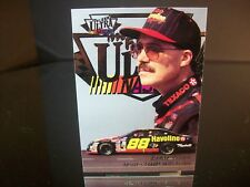 Ernie Irvan #88 Texaco Havoline Fleer Ultra 1996 Card #118