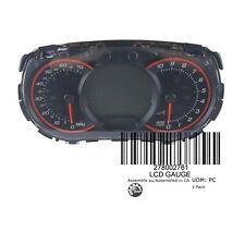 Seadoo OEM LCD Gauge 278002761 GTX 255 GTX Ltd iS 260 GTX iS 215 RXT iS 260 2010