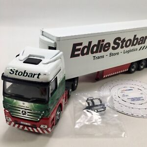 Corgi Hauliers Of Renown Limited Edition Eddie Stobart Mercedes-Benz Actros 1:50