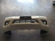 NISSAN NAVARA NP300 D23 2015-16 CURRENT SHAPE painted  FRONT BAR - WHITE