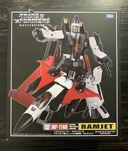 Transformers Masterpiece MP-11NR Ramjet GENUINE AND AUTHENTIC JAPANESE TAKARA