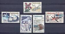 33295) CZECHOSLOVAKIA 1979 MNH** Czech. Soviet Space 5v