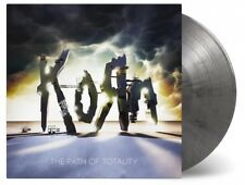 KORN The Path of Totality - LP / Silver & Black Vinyl - Limited - MOV 2018