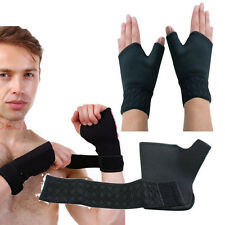 2 Support Gloves Arthritis Carpal Tunnel Weak Hand Wrists Aching Compression