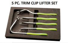 Sykes pickavant 04605000 5PC pry trim clip remover tool kit paint shop