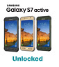 Samsung Galaxy S7 Active G891A GSM Unlocked 32GB Smartphone - Flawless Condition