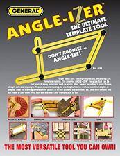 TGR Angle izer Multi-Angle Ruler Template Tool