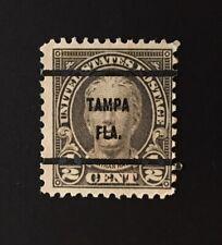 Tampa, Florida Precancel - ½ cent Hale (U.S. #551) FL