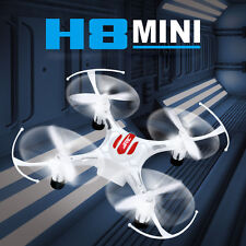 NEW JJRC H8 Mini 2.4G 4CH 6 Axis RTF RC Quadcopter Led Night Lights CF Mode Hot