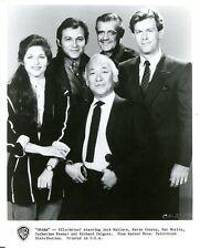 PAT MORITA CATHERINE KEENER KEVIN CONROY RICHARD YNIGUEZ OHARA 1987 ABC TV PHOTO