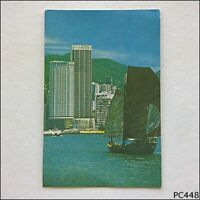 The Excelsior Hotel Hong Kong Postcard (P448)