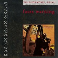 """FATES WARNING """"DISCONNECTED/INSIDE OUT"""" 2 CD NEW!"""