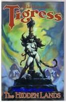 TIGRESS HIDDEN LANDS #1, VF+, Femme, Mike Hoffman, 2003, more indies in store