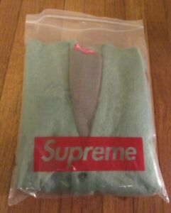 Supreme Brushed Checkerboard Cardigan Size Small Mint SS21 Supreme New York DS