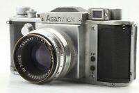 【EXC+1】Asahiflex body w/ Asahi Kogaku Takumar 58mm f/2.4 Lens from JAPAN #539A