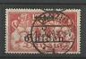 Danzig 1923  Mi-Nr.: 192 Wappen Überdrucke 5 Gulden gestempelt o