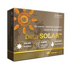 Olimp Beta Solar 30 caps - BETA CAROTENE, TANNING