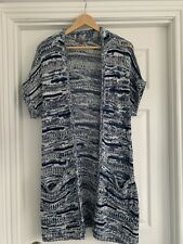 Laura Ashley Shrug Cardigan Size M14 To 16 Excellent Condition