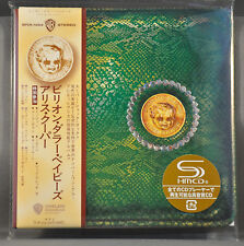 Alice COOPER Billion Orig. 2011 JAPAN Mini LP SHM - CD OBI WPCR-14304 Sealed NEW