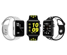 Smart Watch Edelstahl Bluetooth Uhr Samsung Sony Huawei Apple LG HTC Motorola