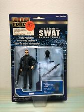 ELITE FORCE SWAT ACTION FIGURE 1/18 SCALE # 21019 NIGHT OPS bbi