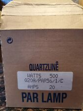 General Electric Q20A/Par56/1/C Quartzline 500 W Elevated Approach Airport Lamp