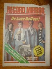 RECORD MIRROR 1976 SEP 11 JUDGE DREDD ABBA DAVID ESSEX