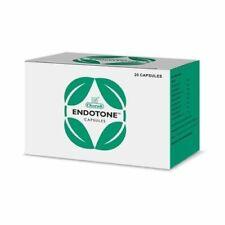 2 X Ayurveda Charak Herbal Endotone 20 Capsule Free Shipping