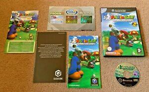Mario Golf: Toadstool Tour (Nintendo GameCube, 2004) UK PAL COMPLETE BOXED