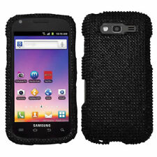 For T-Mobile Samsung Galaxy S BLAZE 4G Crystal Diamond BLING Case Cover Black