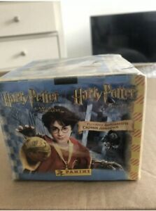 Harry Potter And The Chamber Of Secrets Panini Stickerbox Sealed