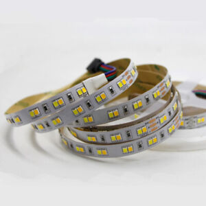 5m 10m LED Strip light SMD 2835 CCT120leds/m 25-2700k 24V CCRI>95+Ra Tape string