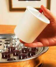BRAND NEW -COMMUNION CUP FILLER -BUTTON RELEASE