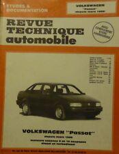 NEUF Revue technique VOLKSWAGEN PASSAT essence  8 et 16S DIESEL TD RTA 5241