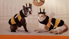 New Hyde & Eek Dog Costume Bumblebee VEST ONLY MEDIUM M Halloween