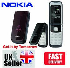 Nokia 2720 Fold  Black, Deep red color  Unlocked  ,