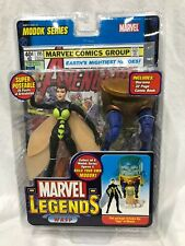 Marvel Legends WASP MODOK SERIES NIB WITH COMIC BOOK