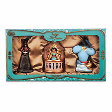 Disney Art of Jasmine Ornament Set Limited Edition of 1000 NIB! Sold Out! NRFB!!