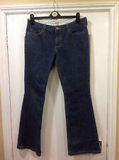 GENUINE WOMENS FRENCH CONNECTION JEANS  Size 14 W 30 L