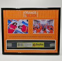 ORANGE IS THE NEW BLACK OITNB PROP DISPLAY ICE DETENTION WRISTBAND SCREEN USED